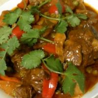 goat meat recipe for dashain