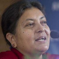 first female president of Nepal